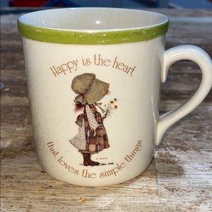 Vintage Holly Hobby Mug
